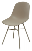 Стул M-City BONNIE 292-CPP BEIGE