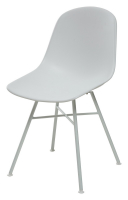 Стул M-City BONNIE 292-CPP WHITE