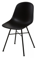 Стул M-City BONNIE 292-CPP BLACK