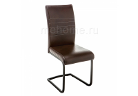 Стул Woodville Porte shiny brown