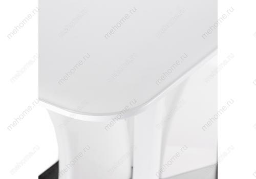 Фото Стол Woodville Horns 120 super white