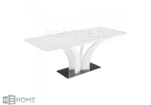 Фото Стол Woodville Horns 160 super white