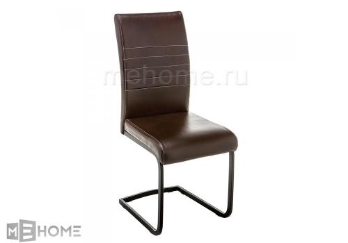 Фото Стул Woodville Porte shiny brown