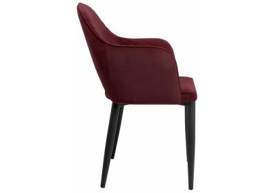 Фото Стул Woodville Vener wine red